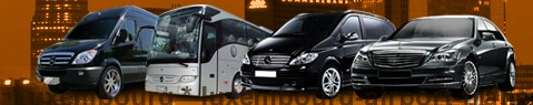 Transfer Service Luxembourg | Airport Transfer