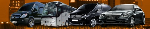 Transfer-Service Wales | Flughafentransfer Wales