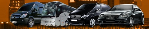 Airport transportation Bruges | Airport transfer