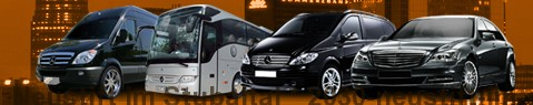 Transfer Service Neustift im Stubaital | Airport Transfer