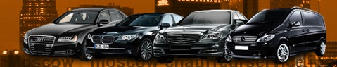 Chauffeur Service Moscow | Private Driver