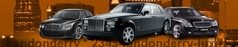 Luxury limousine Londonderry