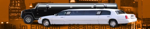 Stretch Limousine Sils im Engadin | Limos Sils im Engadin | Limo hire