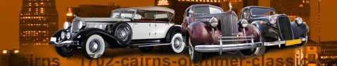 Classic car Cairns | Vintage car