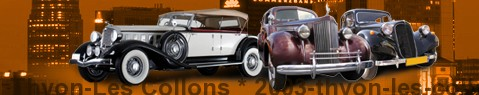 Classic car Thyon-Les Collons | Vintage car