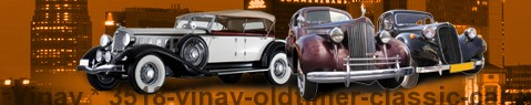 Classic car Vinay | Vintage car