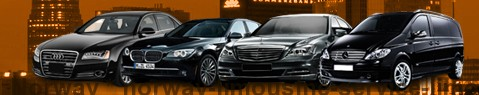 Limousine Service Norway | Chauffeured car service