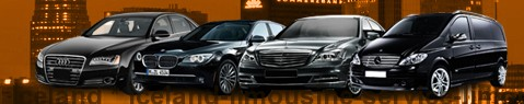 Limousine Service Iceland | Chauffeured car service