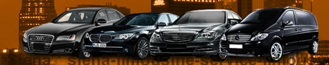 Limousine Service Siena | Chauffeured car service