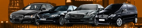 Limousine Service London | Chauffeured car service