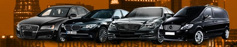 Limousine Service Phuket | Chauffeured car service