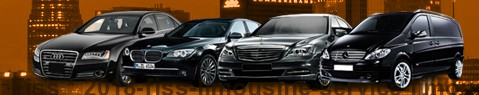 Limousine Service Fiss | Chauffeured car service