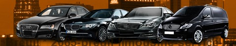 Limousine Service Breuil | Chauffeured car service