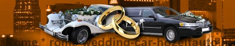 Wedding Cars Rome | Wedding Limousine