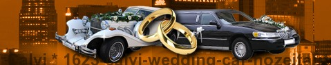Wedding Cars Calvi | Wedding Limousine
