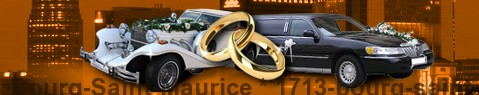 Wedding Cars Bourg-Saint-Maurice | Wedding Limousine