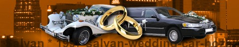 Wedding Cars Salvan | Wedding Limousine