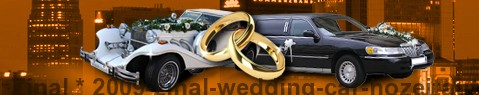Wedding Cars Zinal | Wedding Limousine