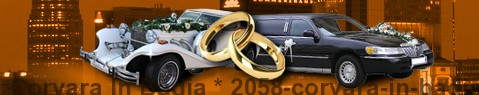Wedding Cars Corvara In Badia | Wedding Limousine