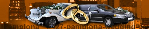 Wedding Cars Pamplona | Wedding Limousine