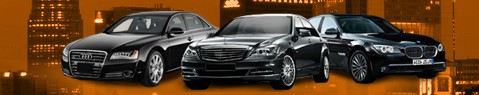 Private chauffeur with limousine around Europe | Car with driver