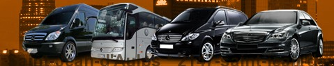 Transfer Service Saint-Jean-d'Aulps | Airport Transfer