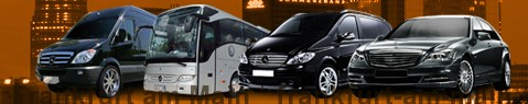 Transfer to Frankfurt am Main | Limousine | Minibus | Coach | Car