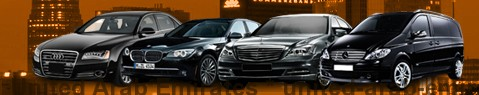 Chauffeur Service United Arab Emirates | Private Driver