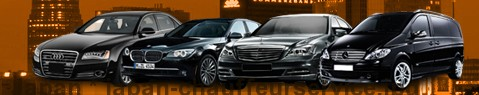 Chauffeur Service Japan | Private Driver