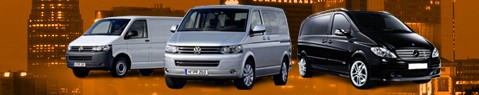 Hire a minivan with driver at Europe | Chauffeur with van
