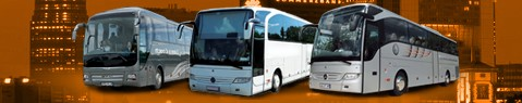 Coach Hire Europe | Bus Transport Services | Charter Bus | Autobus