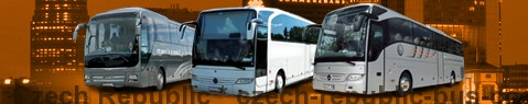 Coach Hire Czech Republic | Bus Transport Services | Charter Bus | Autobus