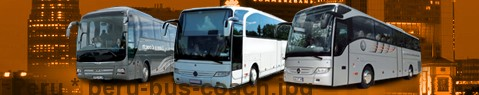 Coach Hire Peru | Bus Transport Services | Charter Bus | Autobus