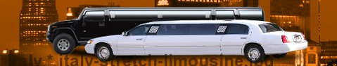 Stretch Limousine Italy | Limos Italy | Limo hire