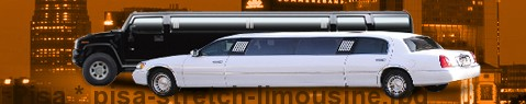 Stretch Limousine Service in Pisa - Limos hire | Limousine Center Italy