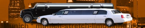 Stretch Limousine Service in Munich - Limos hire | Limousine Center Germany
