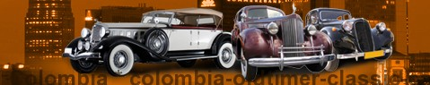 Classic car Colombia | Vintage car