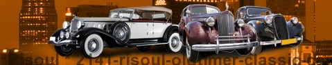 Classic car Risoul | Vintage car