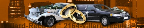 Wedding Cars Villard-Reculas | Wedding Limousine