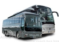 Private transfer from Abu Dhabi to Dubai with Coach